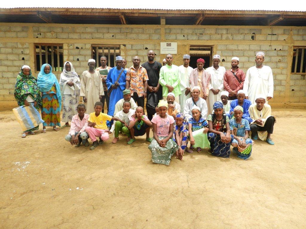 Journée de sensibilisation des parents à l'éducation dans les écoles de Maka et Manoré