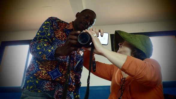Semaine d'AG : Ateliers de photographies proposés à la Fondation Gacha