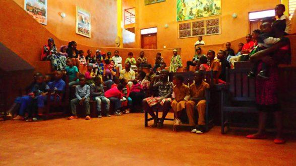 Ciné club à la Fondation Gacha