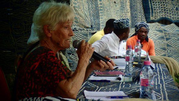 Conférence en l'honneur de la Journée internationale de la femme à la Fondation Gacha