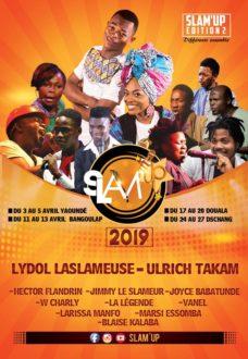 2 ème édition de l'atelier SLAM'UP à la Fondation Gacha