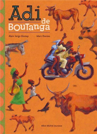 Littérature jeunesse : parution d' «Adi de Boutanga»