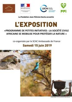 Expo photo sur la thématique de l'environnement à la Fondation Gacha