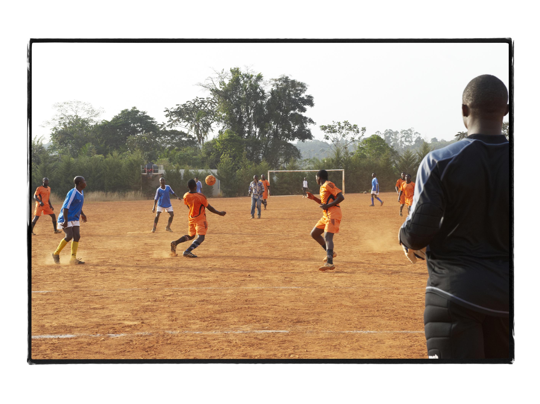 Football : Les Lions de Boutanga & Les Vétérans de Baleng