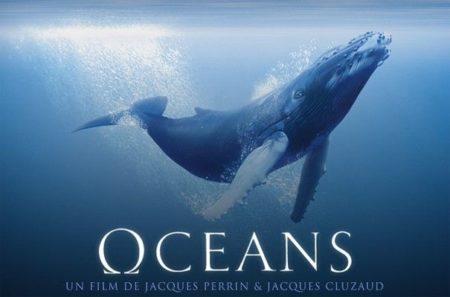 CIN'ÉCOLE : projection du film documentaire «Océans»