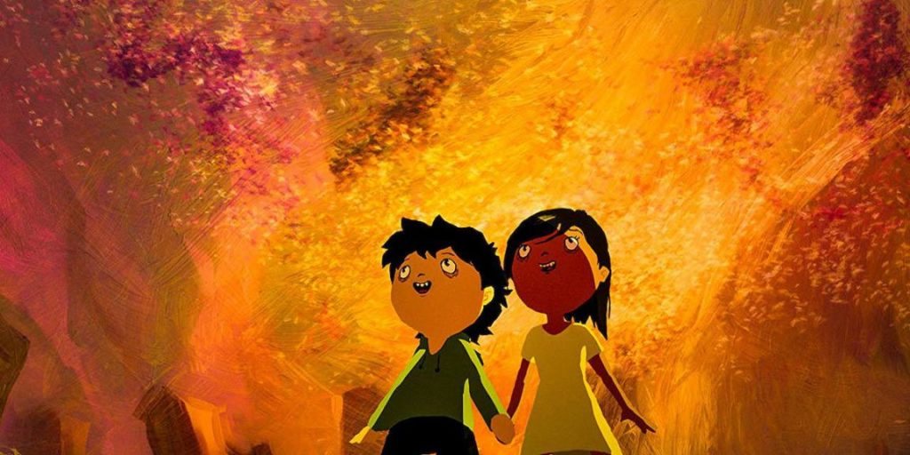 Tito et les oiseaux , Film d'animation/aventure de Gustavo Steinberg, Gabriel Bitar et André Catoto Dias. À partir de 6 ans.