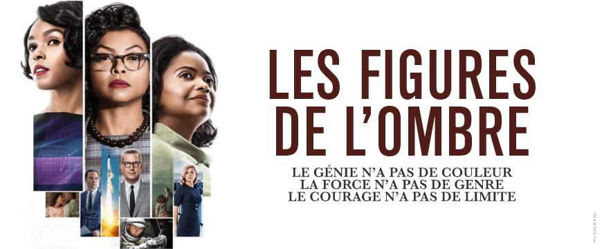 Ciné Jeunesse : projection du film «Les Figures de l'ombre » de Théodore Melfi.