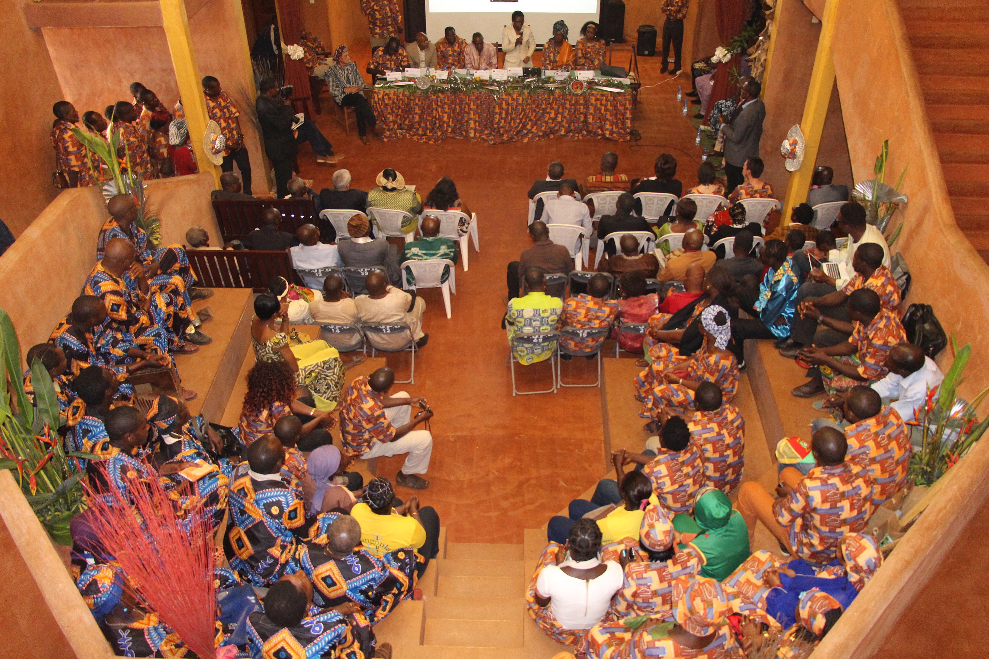 Semaine culturelle autour de l'assemblée générale de la fondation