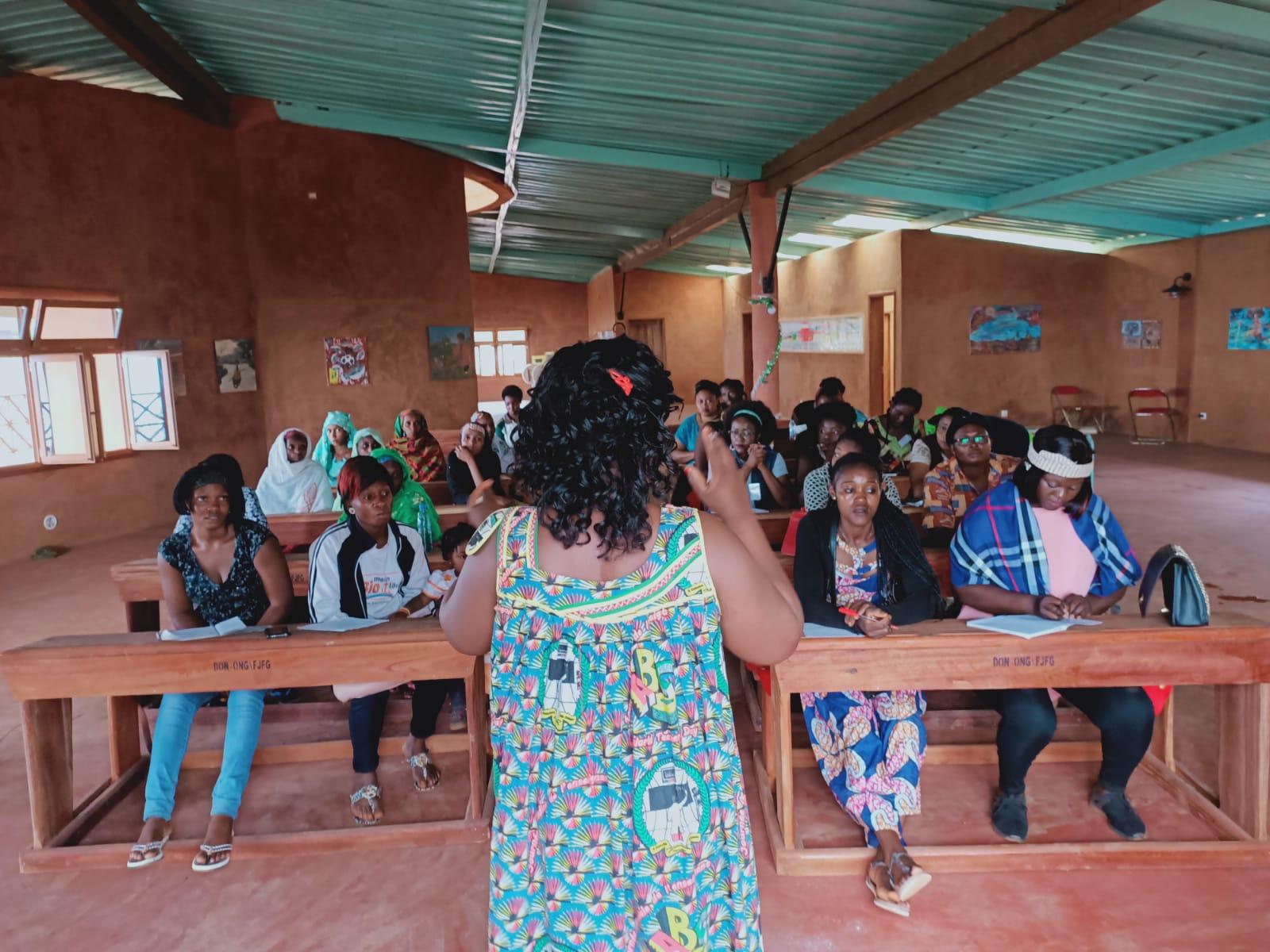 35e édition de la journée internationale des droits de la Femme, Une semaine d'activités