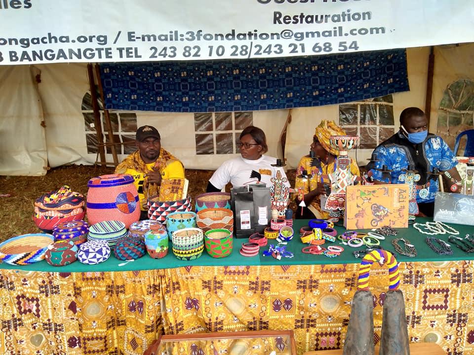 Participation de l'ONG-Fondation JFG au Congrès Mondial de la Jeunesse Bangoulap