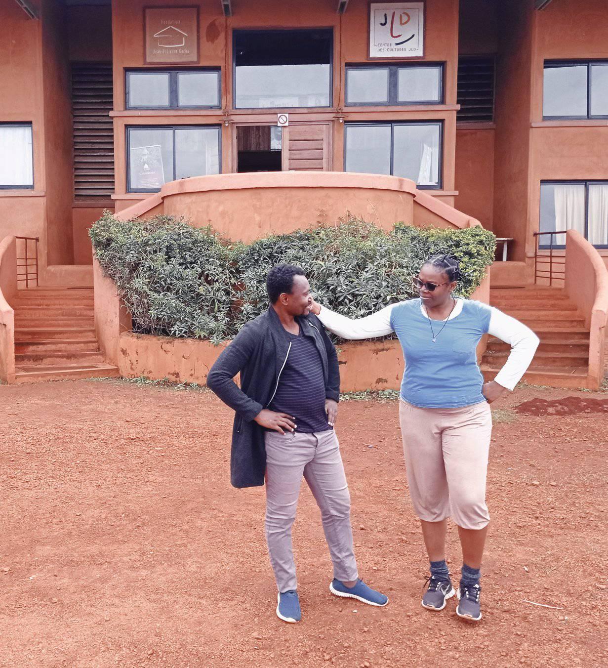 Vacances Utiles ça continue avec les Amis du Choeur Madrigal du Cameroun