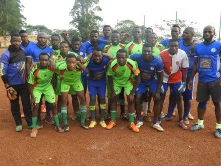 Match de Football à la Fondation Gacha