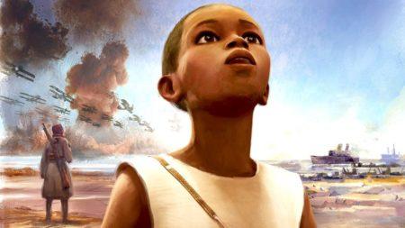 Ciné Jeunesse : projection du film d'animation «ADAMA» de Simon Rouby.