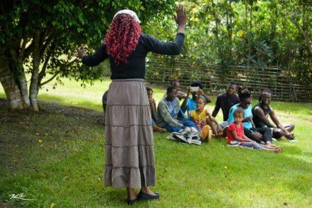 « Tcho la Beu/ Les contes de chez nous » à la Fondation Gacha