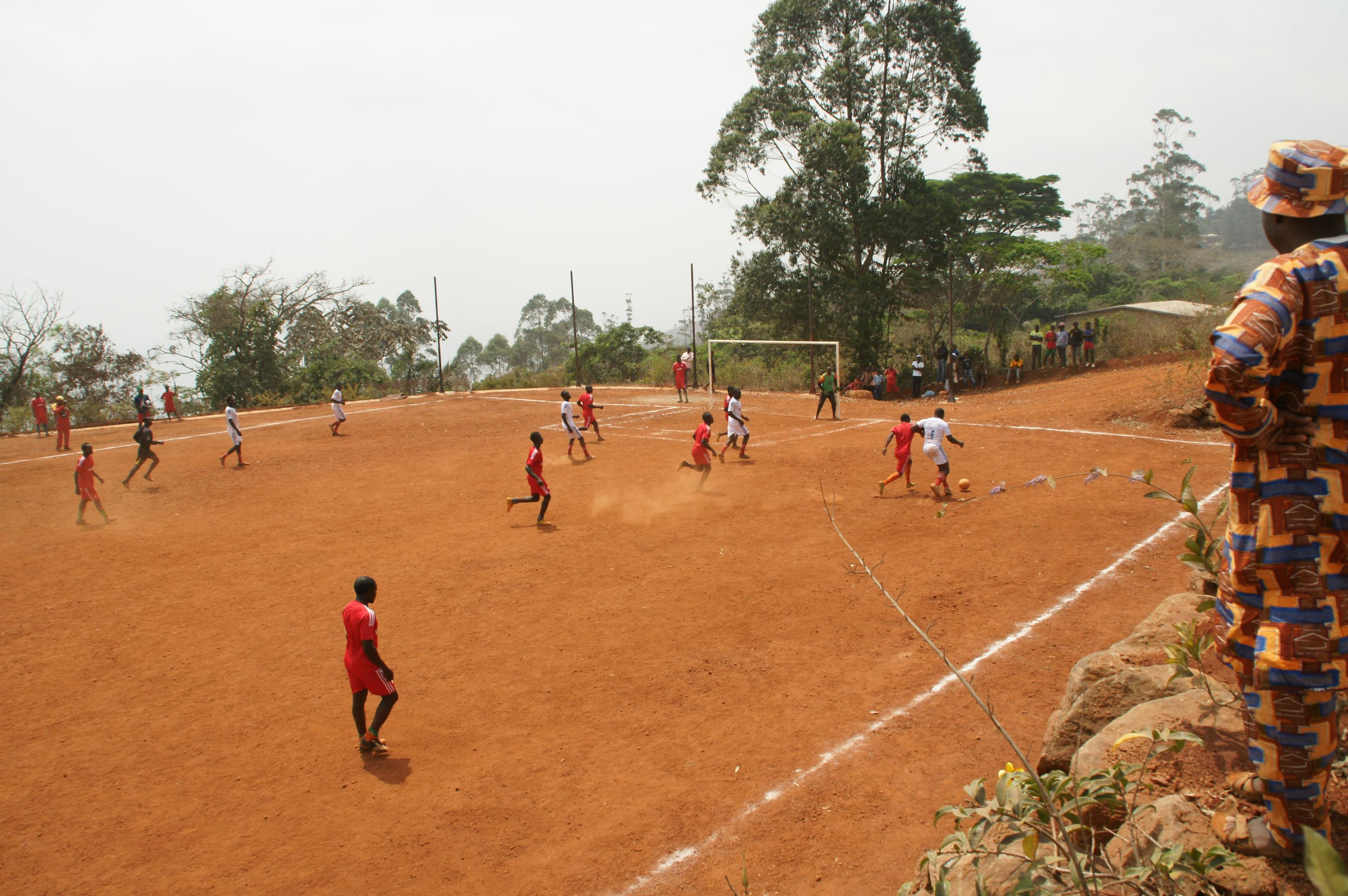 FOOTBALL : Allez les lions !